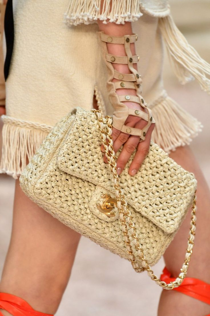 Шанель 2017 классическая сумка