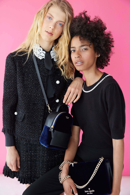 Черный рюкзак сумочка