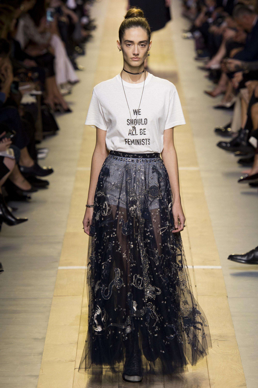 Юбка Dior 2017