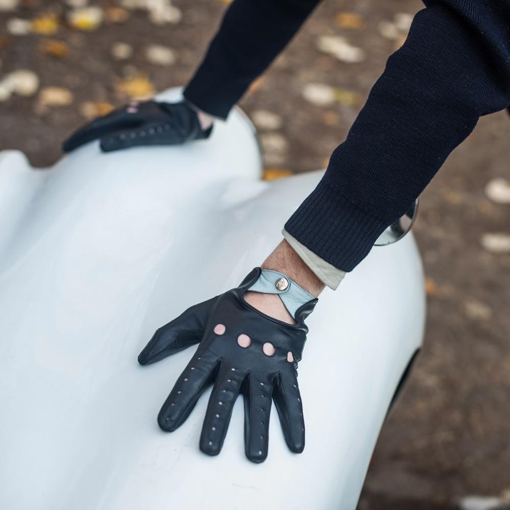 Мужские перчатки для вождения