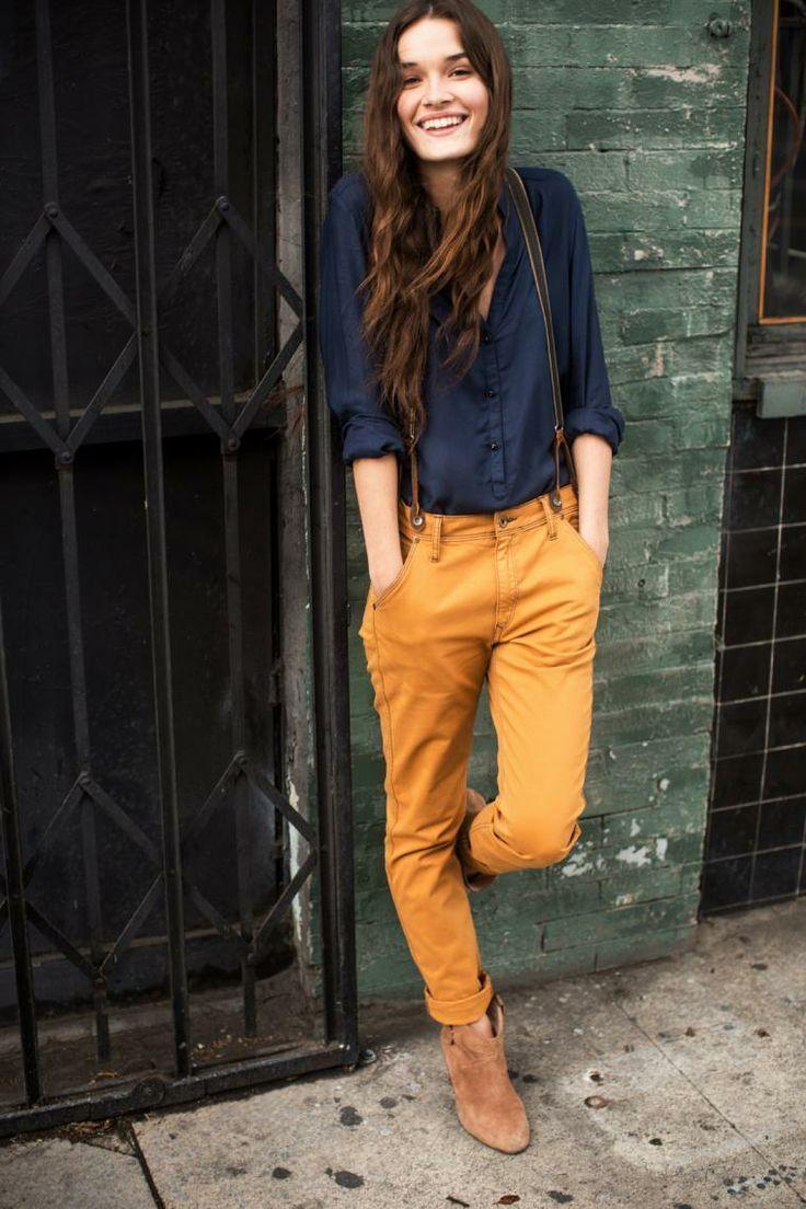 Желтые ботинки замшевые