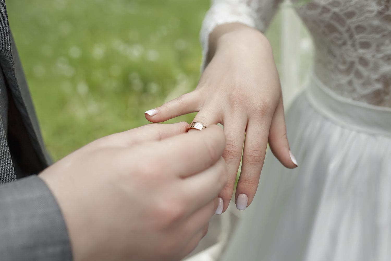 Свадебный маникюр 2017 градиентом