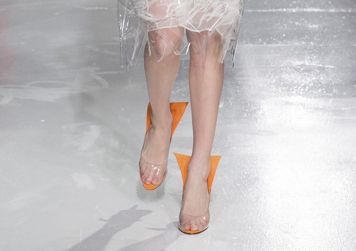 Calvin Klein 2018 туфли на каблуке