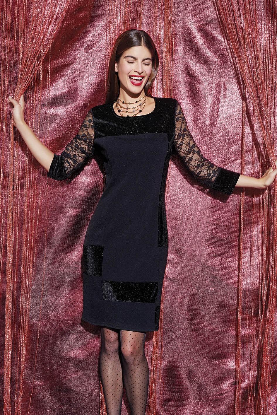 Платье для женщины 40 лет коктейльное