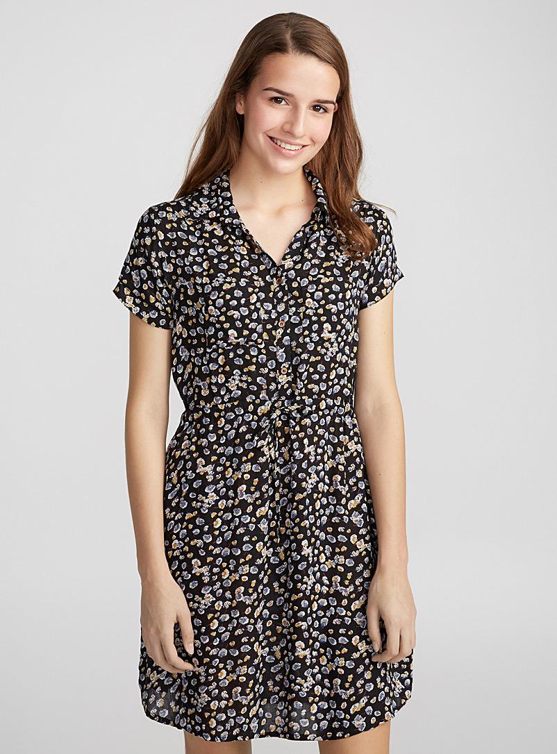 Платье для женщины 40 лет с коротким рукавом