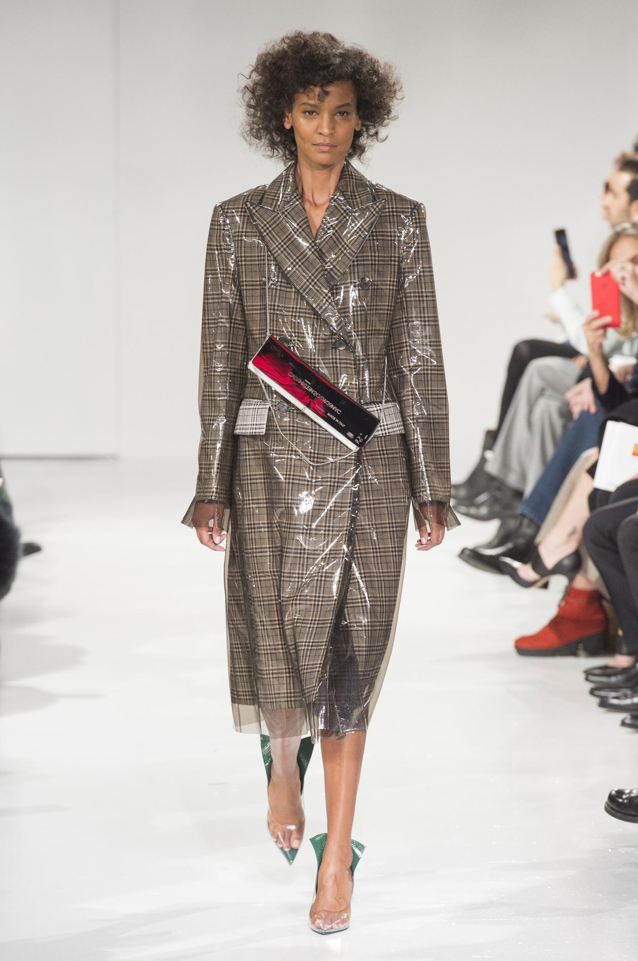 Calvin Klein 2018 мода