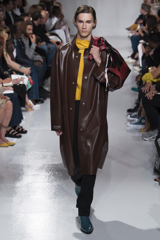 Calvin Klein 2018 мужское пальто
