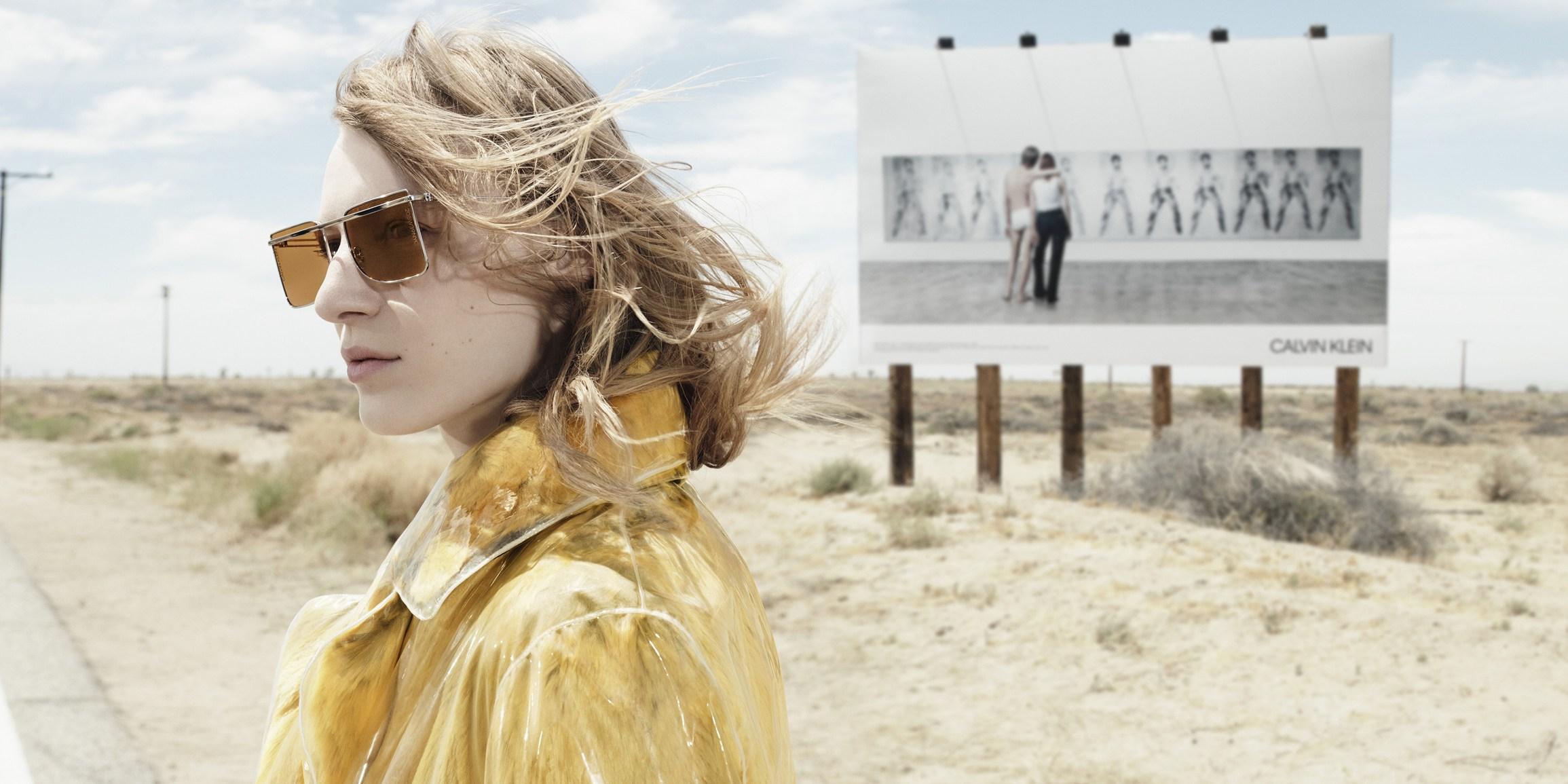 Calvin Klein 2018 женские очки