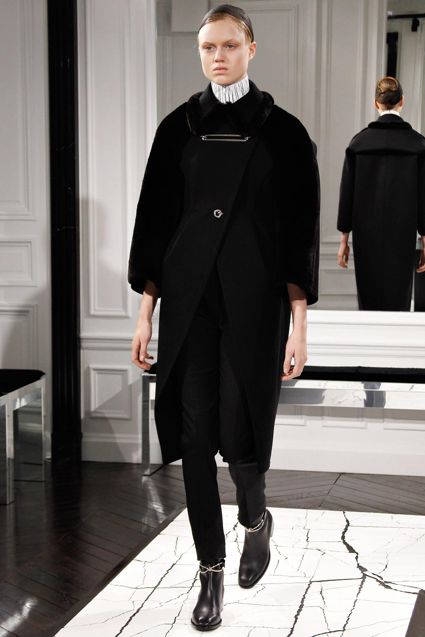 Balenciaga пальто 2017