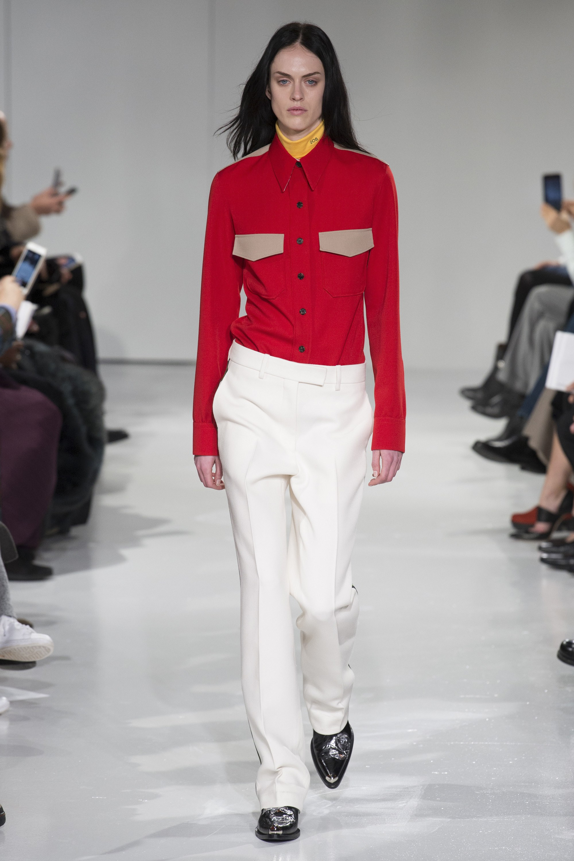 Кельвин кляйн 2018 рубашка