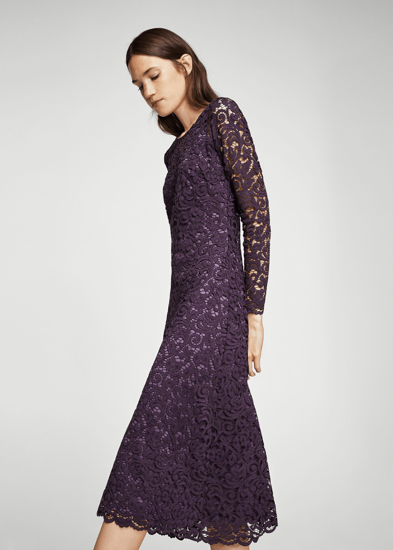 Платье для женщины 40 лет с рукавами