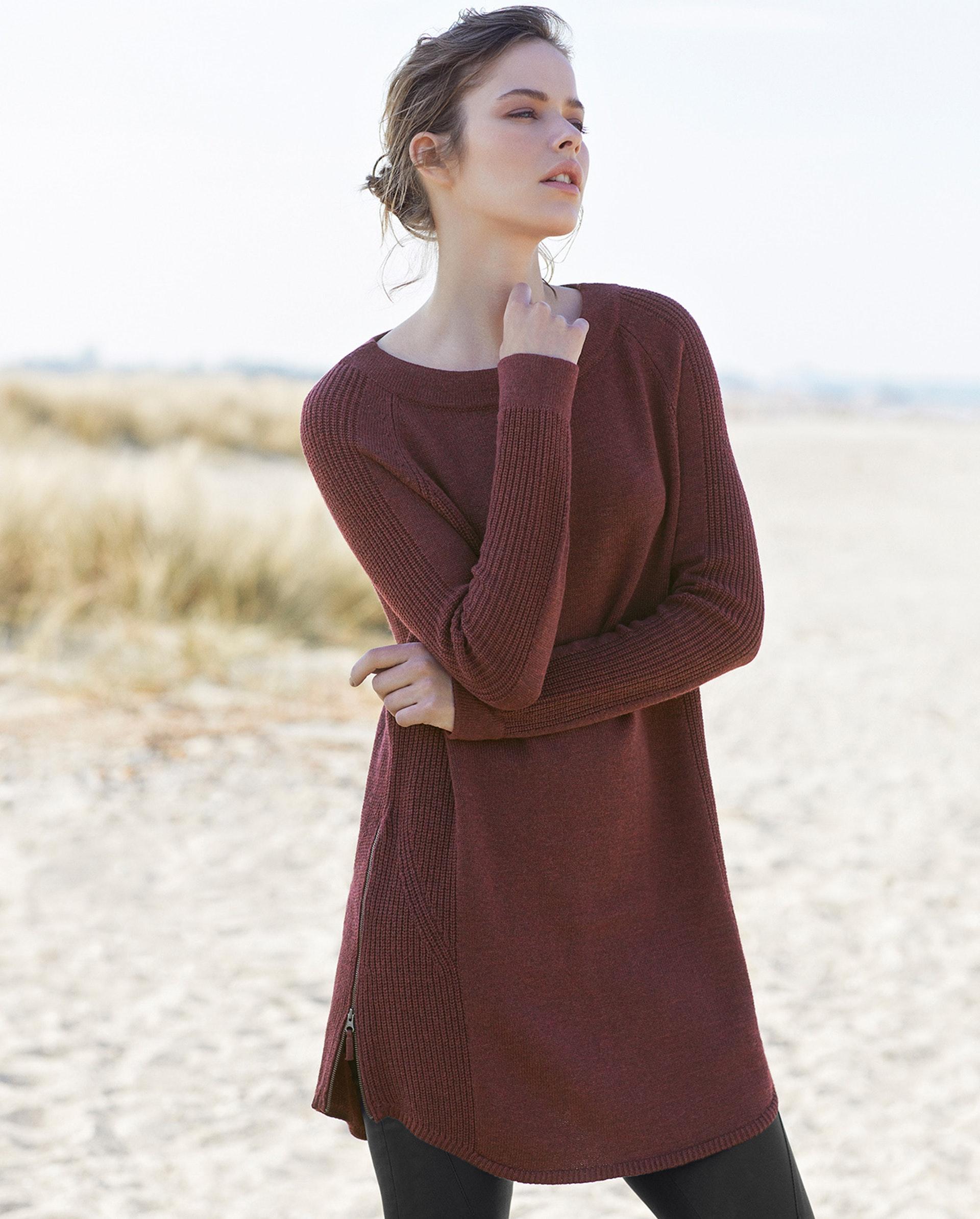 Платье зима 2018 туника