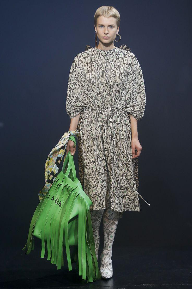 Balenciaga зеленая сумка