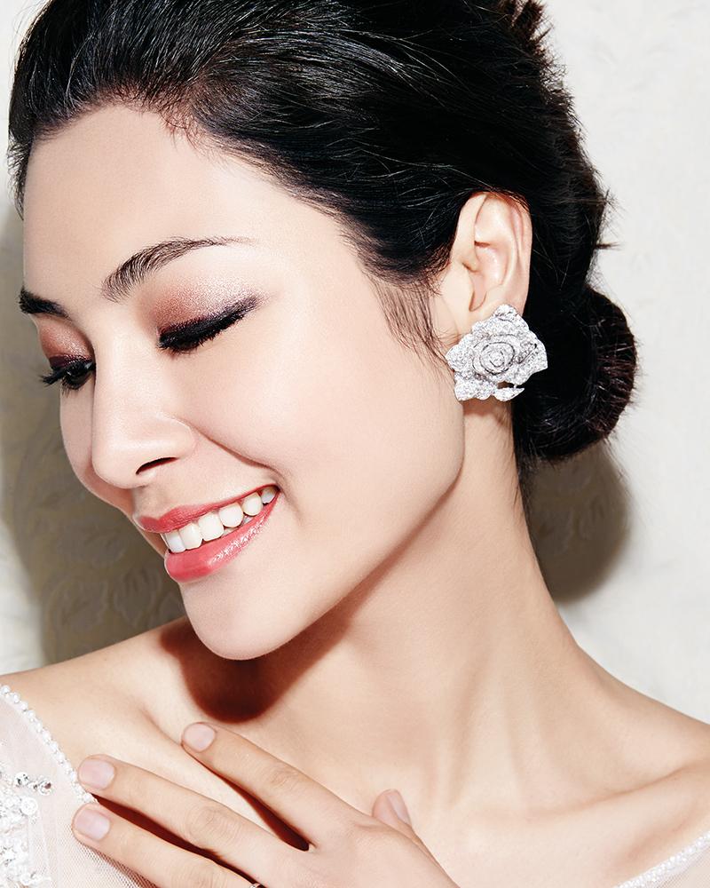 Макияж на свадьбу 2018 для азиатского типа внешности