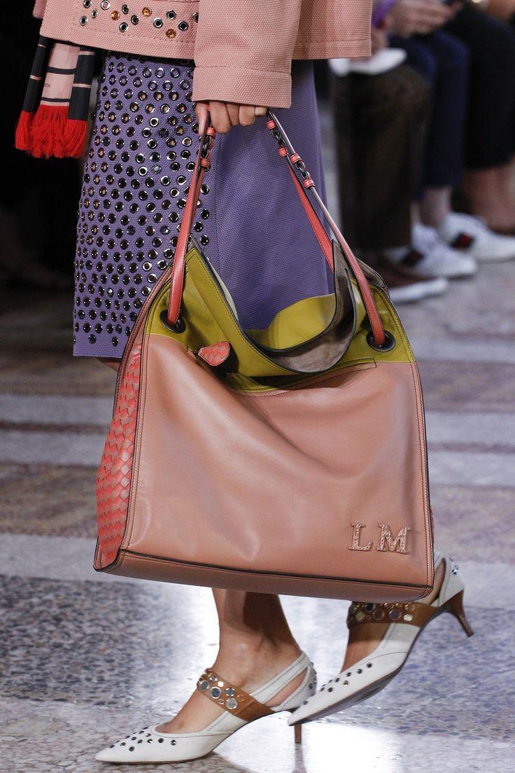 Бренды сумок Bottega veneta комбинированная