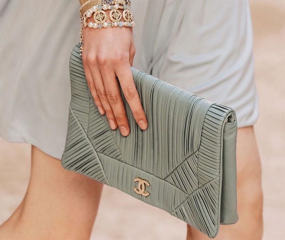 Бренды сумок Chanel клатч