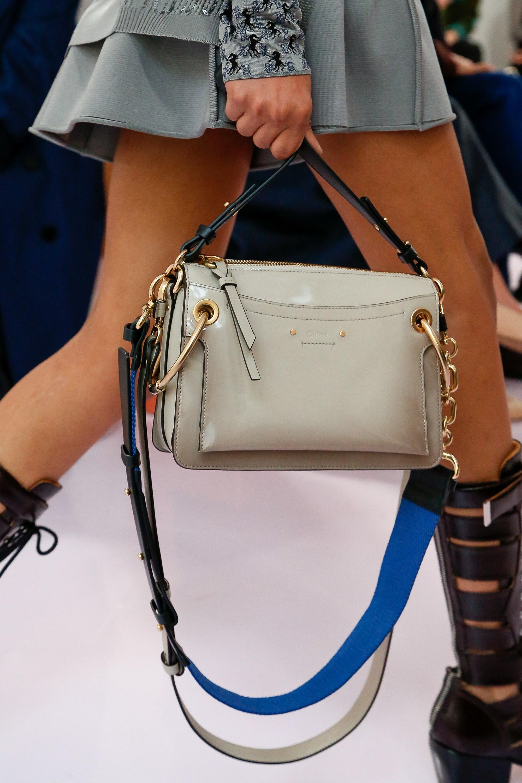 Бренды сумок Chloe кожаная