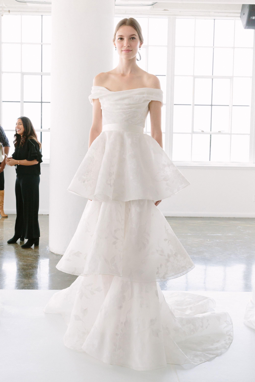 Свадебное платье 2018 дизайн