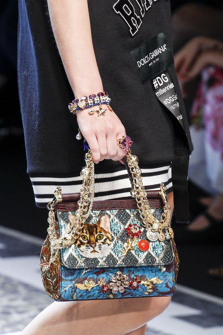 Бренды сумок Dolce Gabbana на цепочках