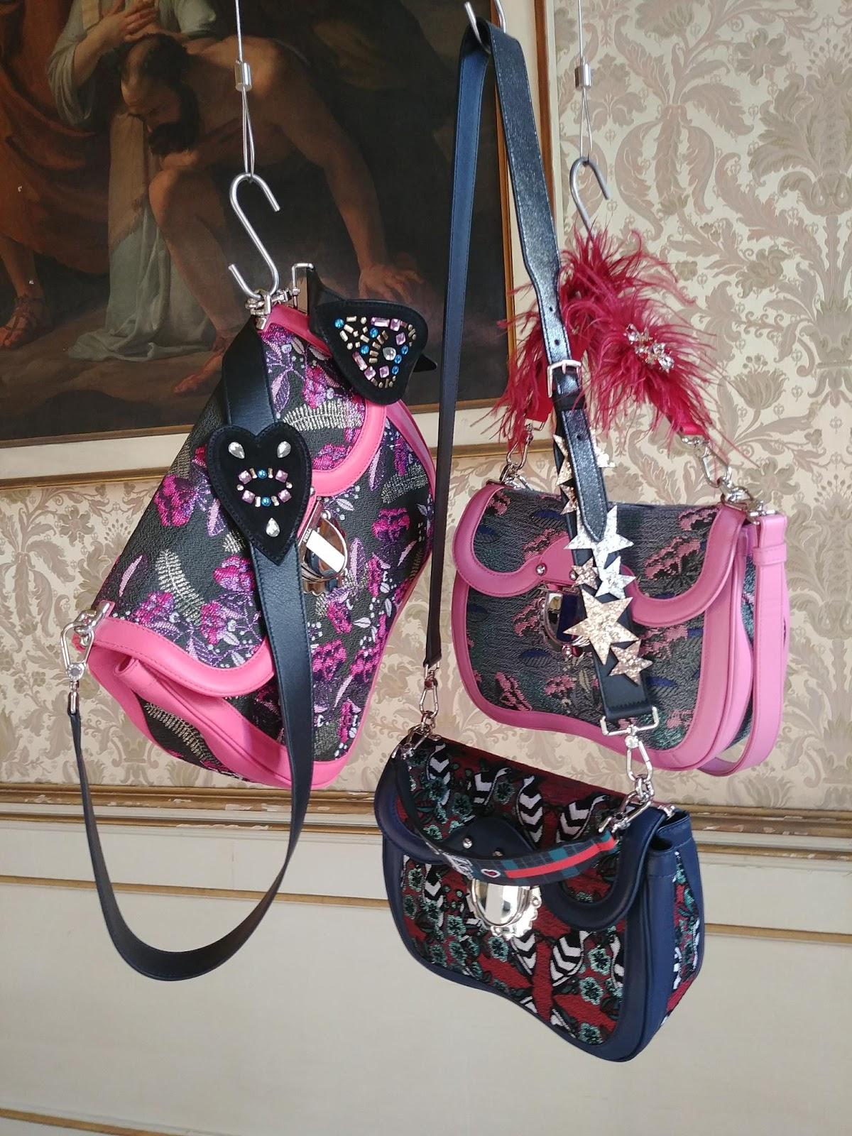 Бренды сумок Furla текстильная