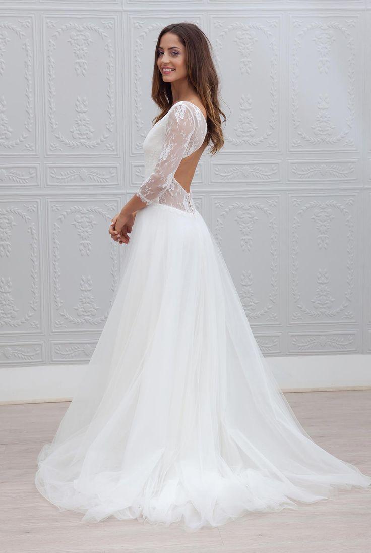 Свадебное платье 2018 гипюровое