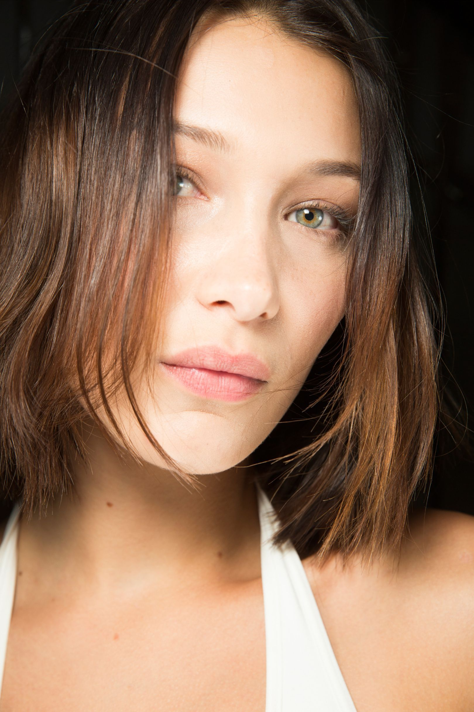 Окрашивание волос 2018 калифорнийское