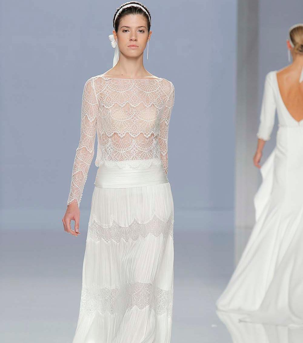 Свадебное платье 2018 кружевное