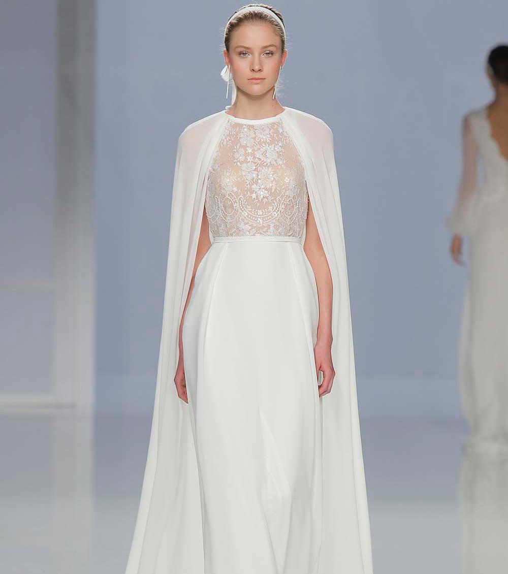 Свадебное платье 2018 кружевное элегантное