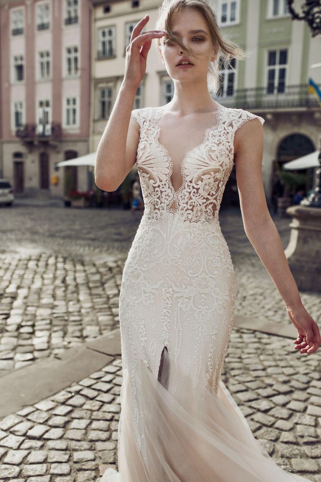 Свадебное платье 2018 лето