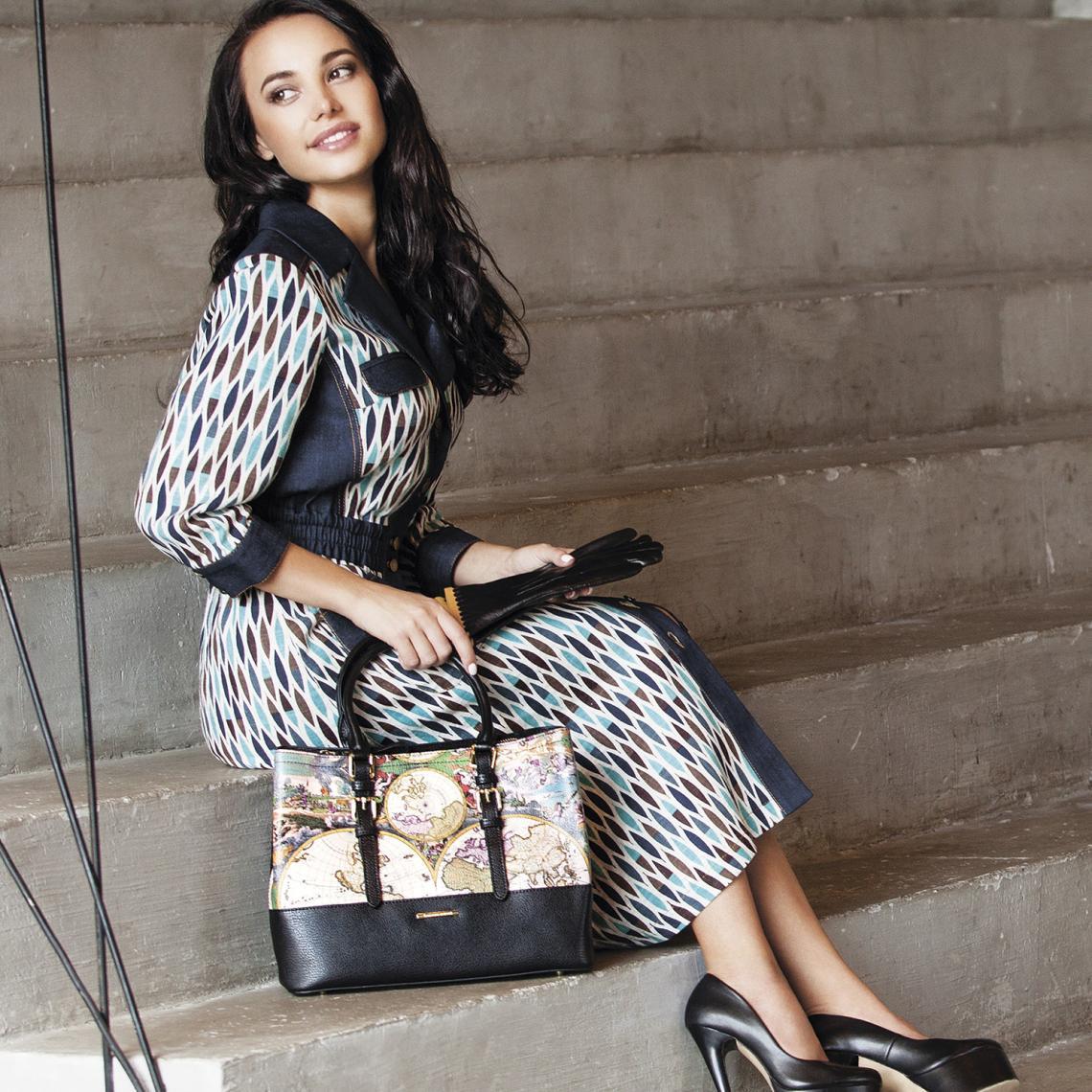 Бренды сумок Francesco marconi классическая