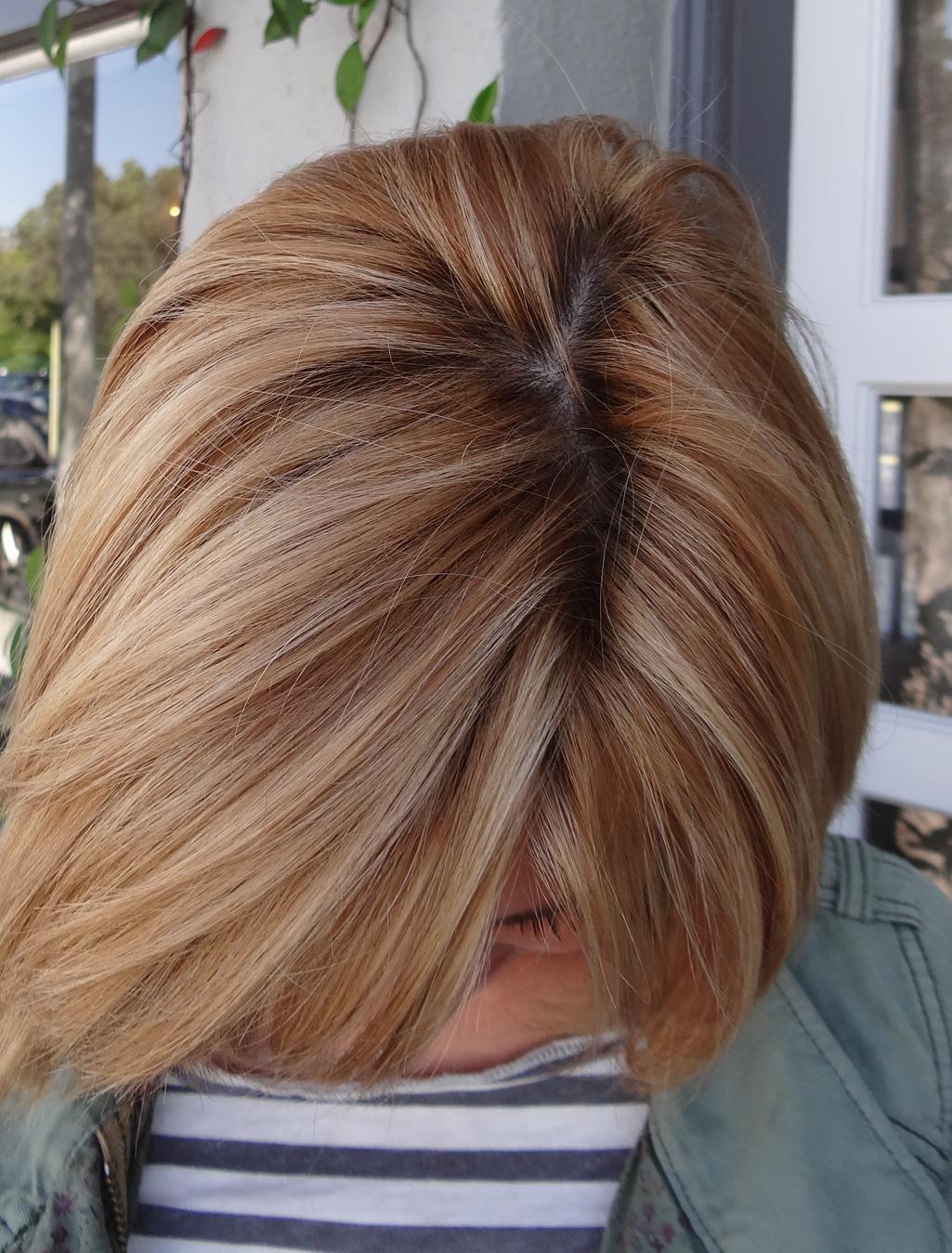 Мелирование волос коротких 2018