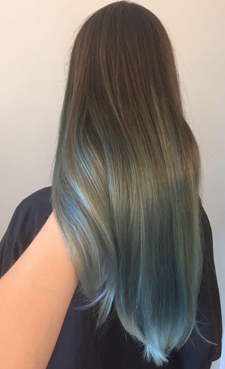 Color melting 2018 на русые волосы