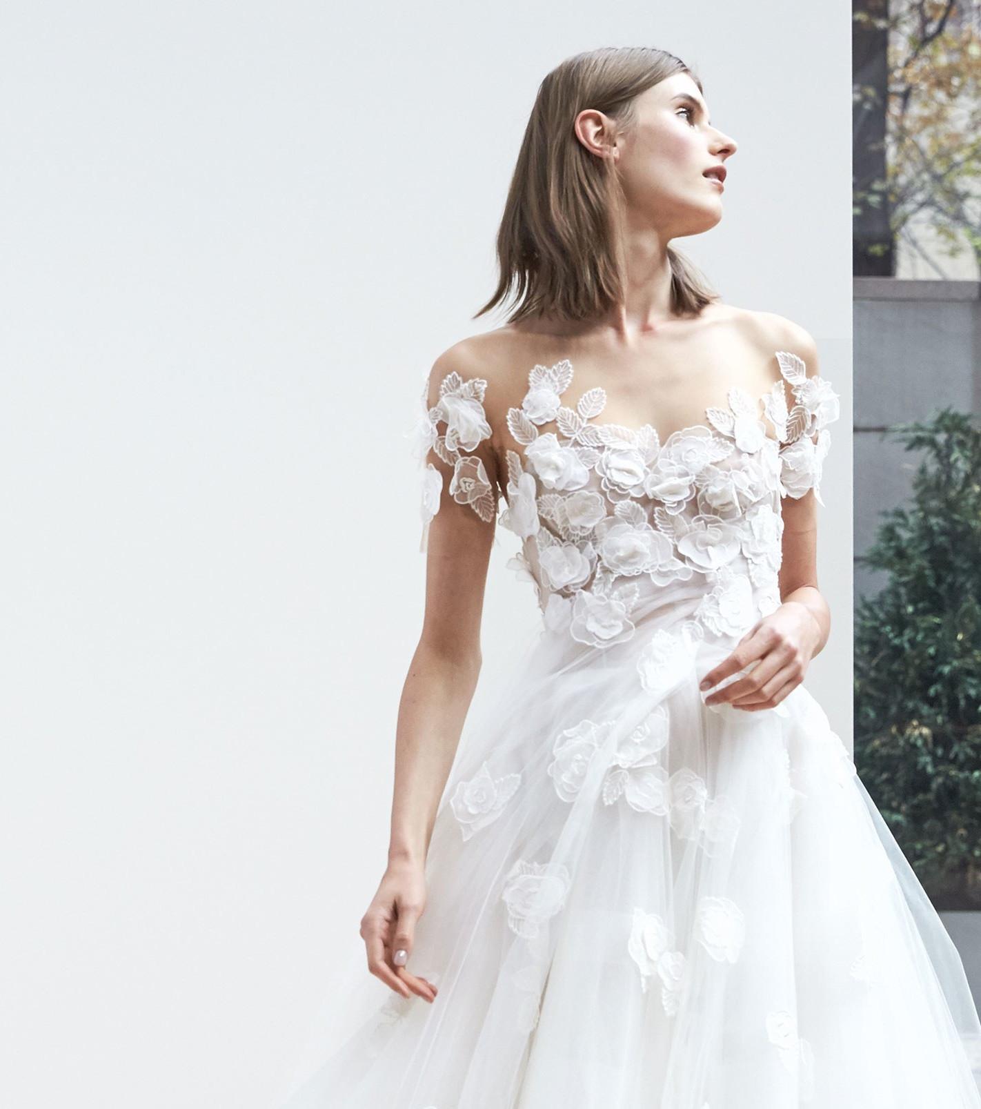 Свадебное платье 2018 модное