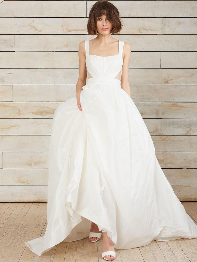 Свадебное платье 2018 простое