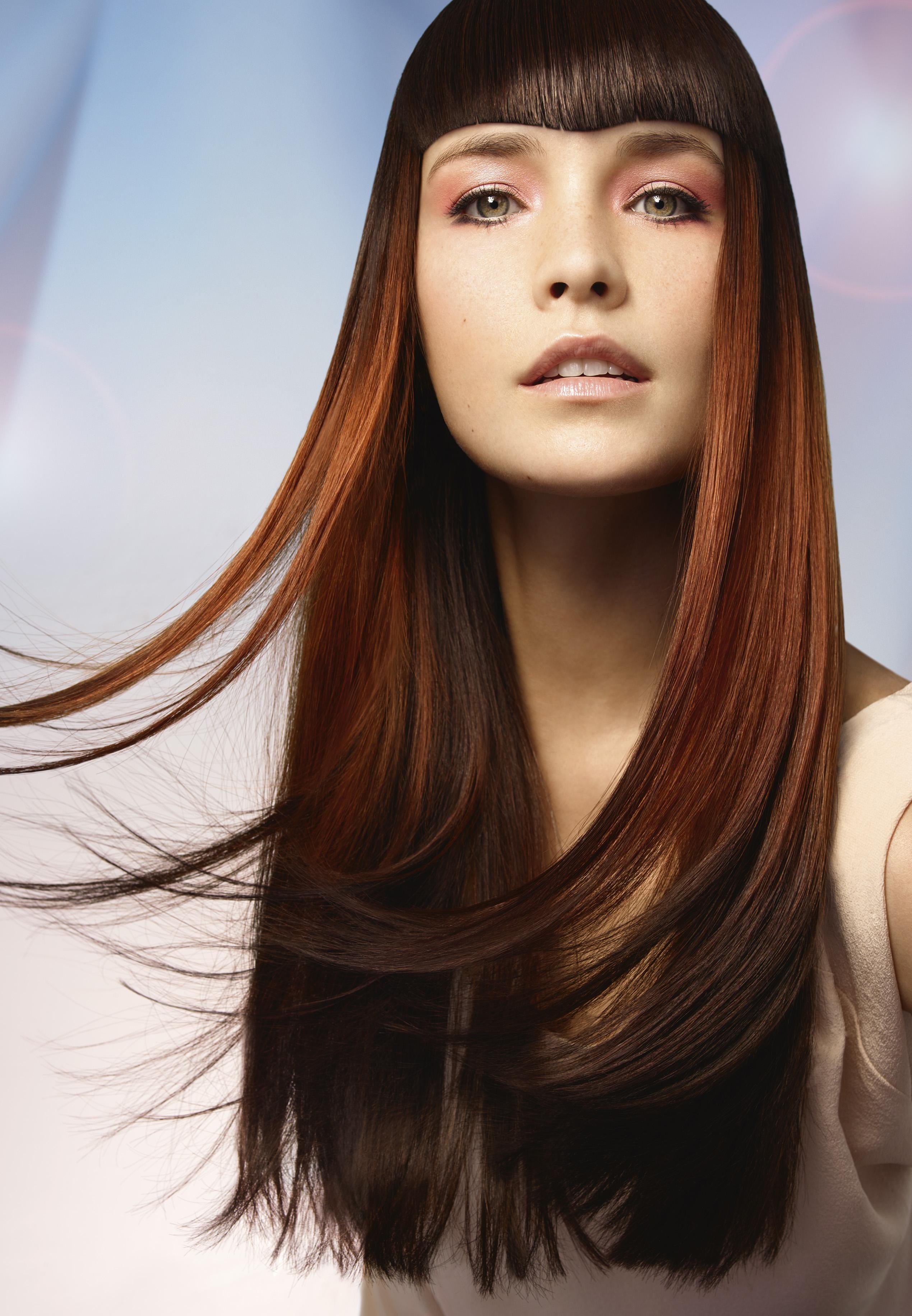 Сплэшлайтс 2018 на длинные волосы