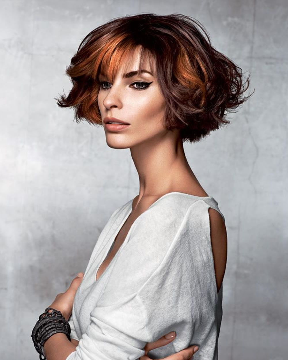 Окрашивание волос 2018 венецианское
