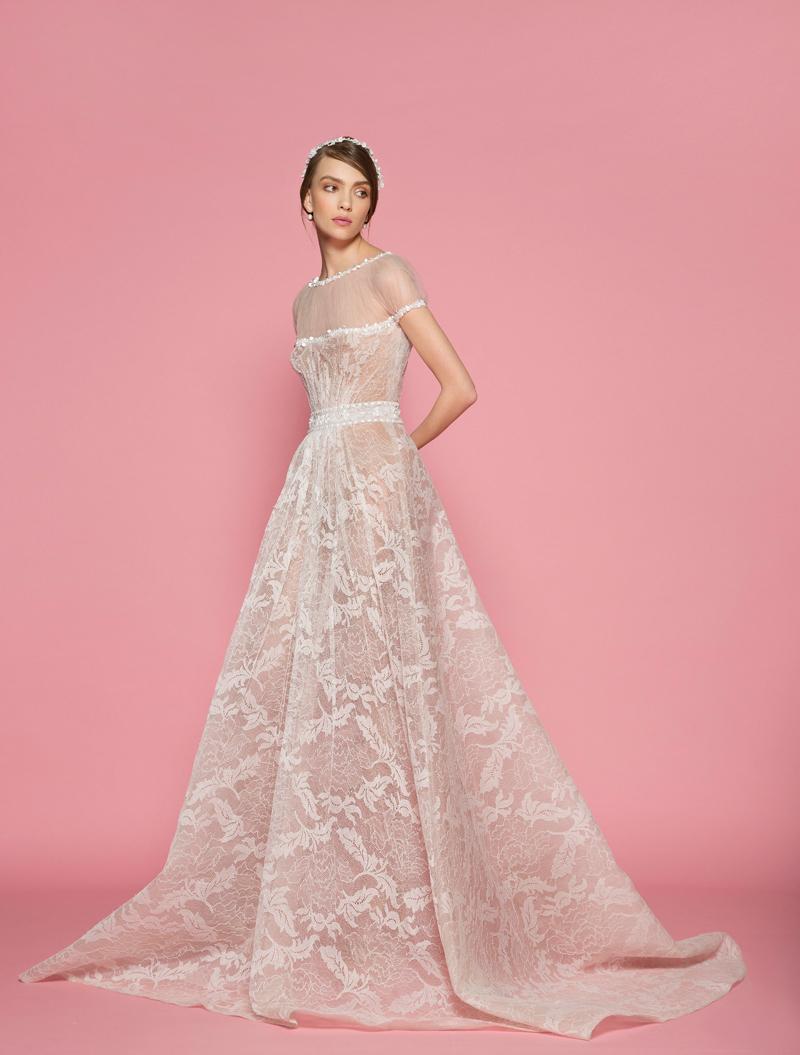 Свадебное платье 2018 весна