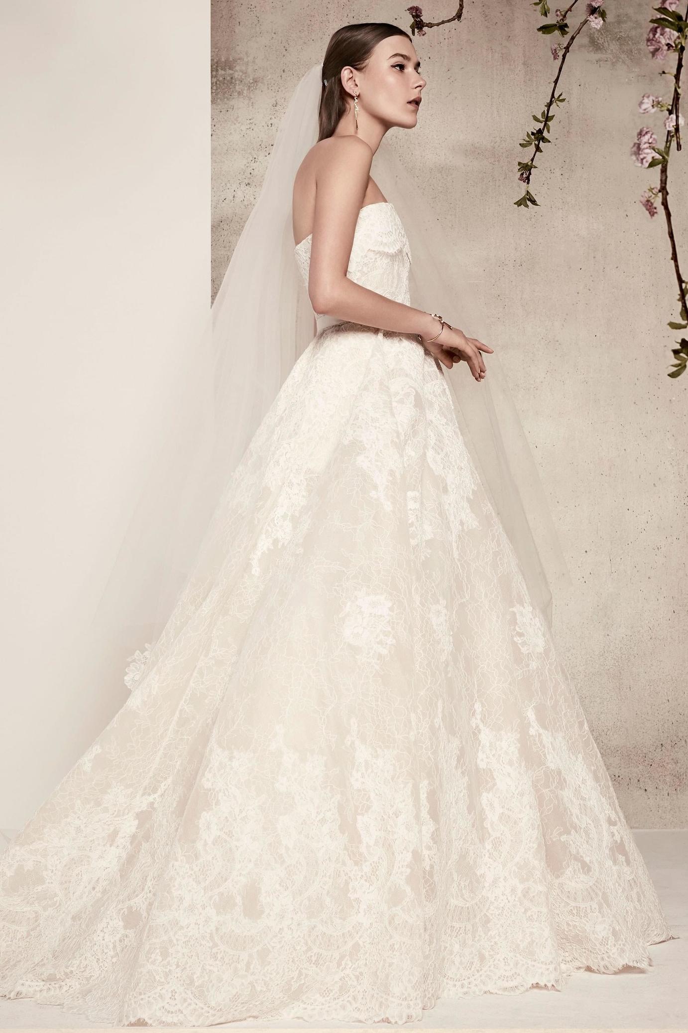 Свадебное платье 2018 винтажное
