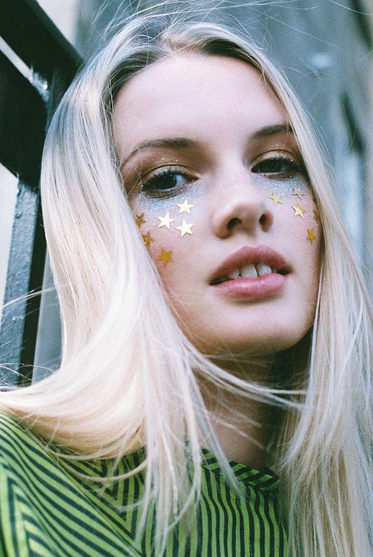 Макияж для фотосессии со звездами