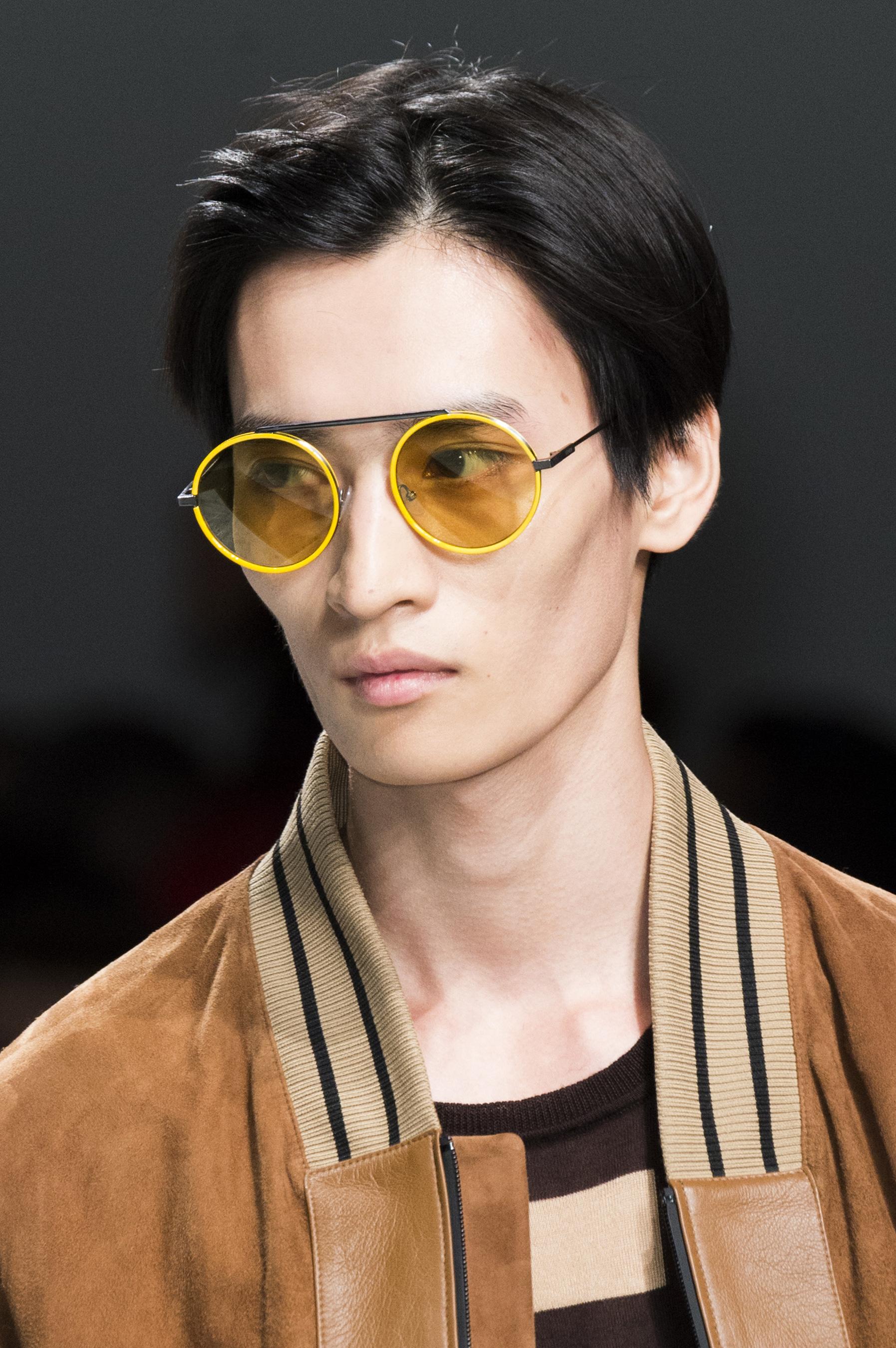 Мужская стрижка 2018 азиатского типа
