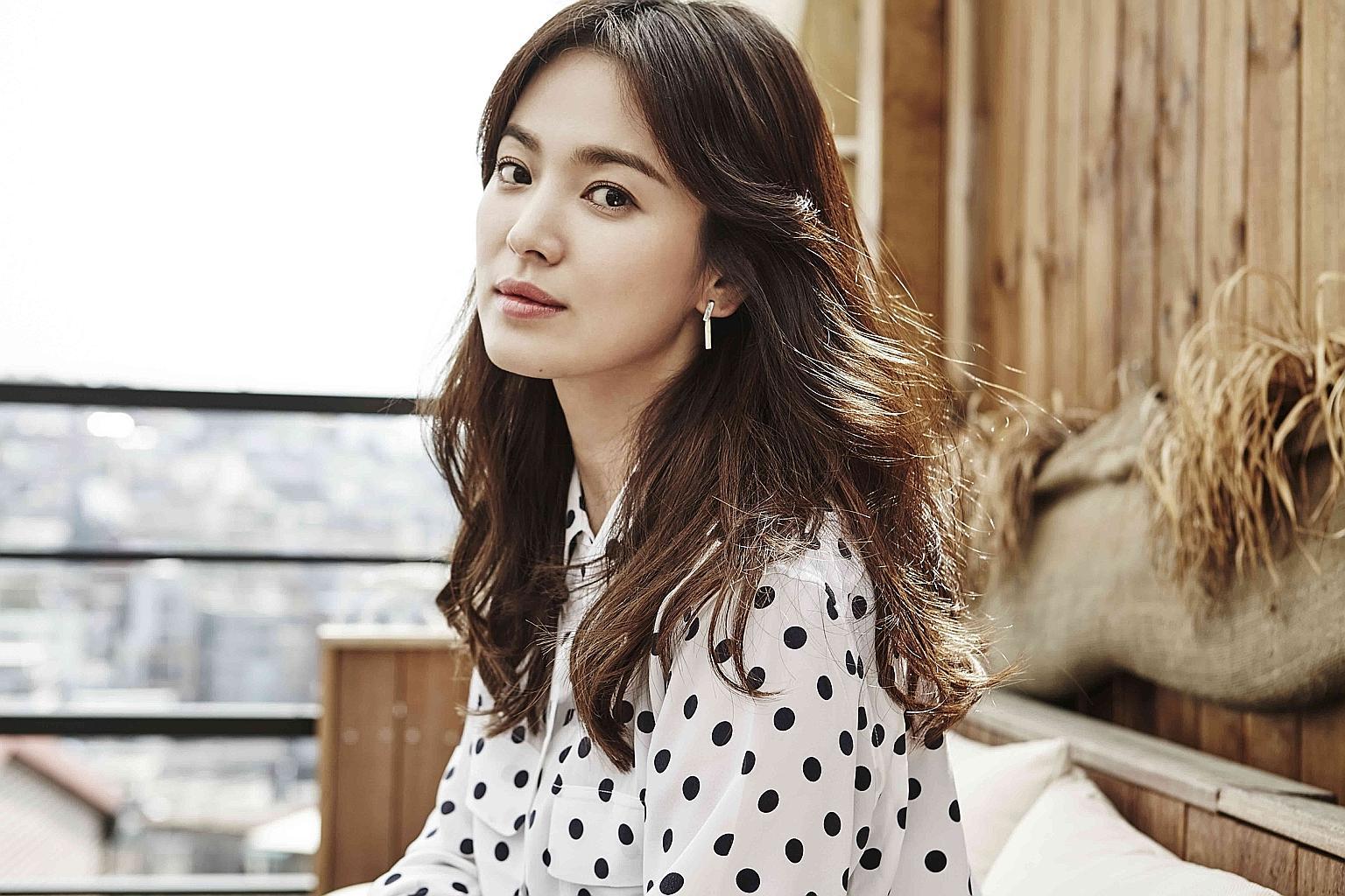 Корейский макияж бровей и глаз