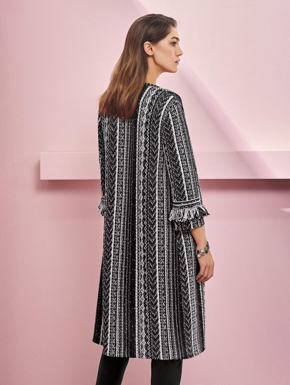 Платье пиджак букле