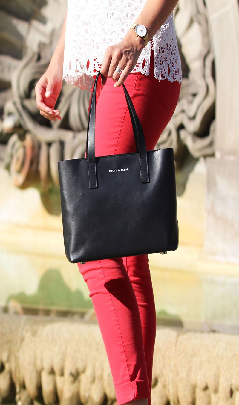 Классическая сумка черная