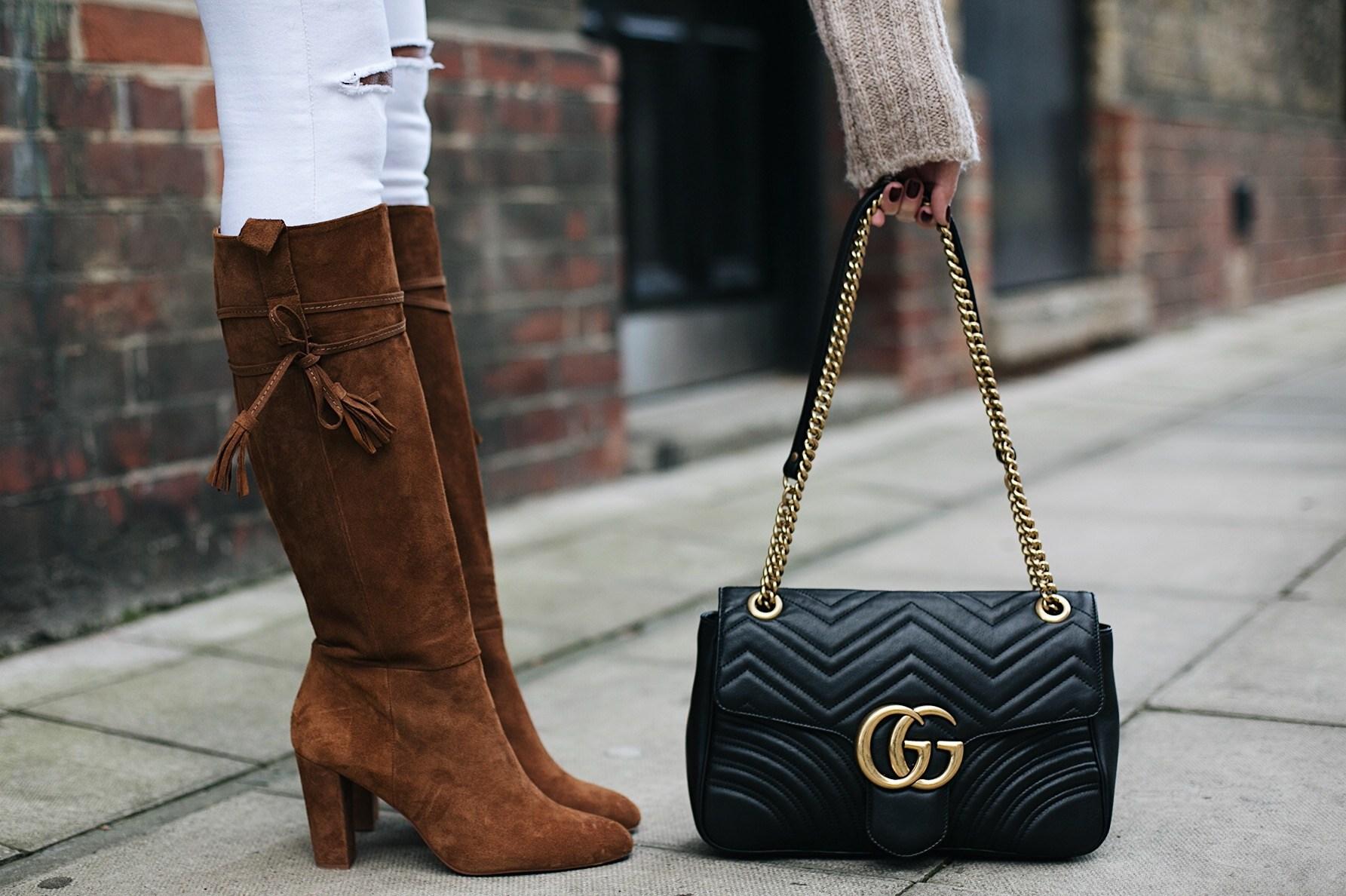 Классическая сумка Gucci