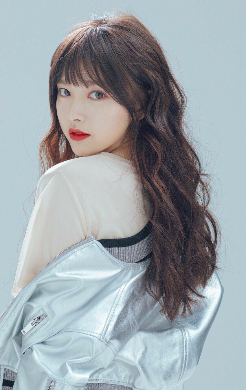Корейский макияж коралловый