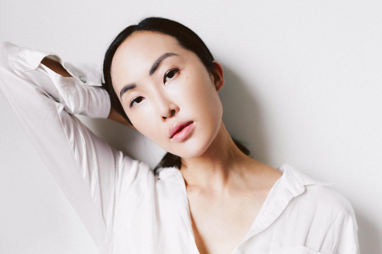 Корейский макияж с матовой кожей