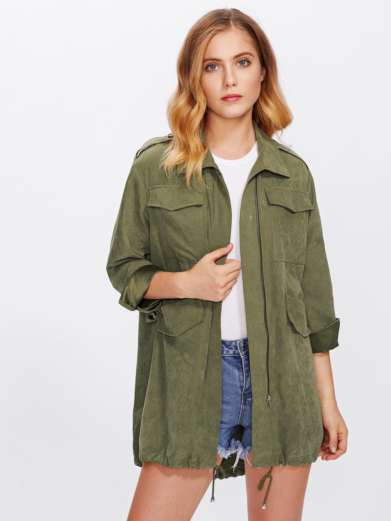 Платье куртка
