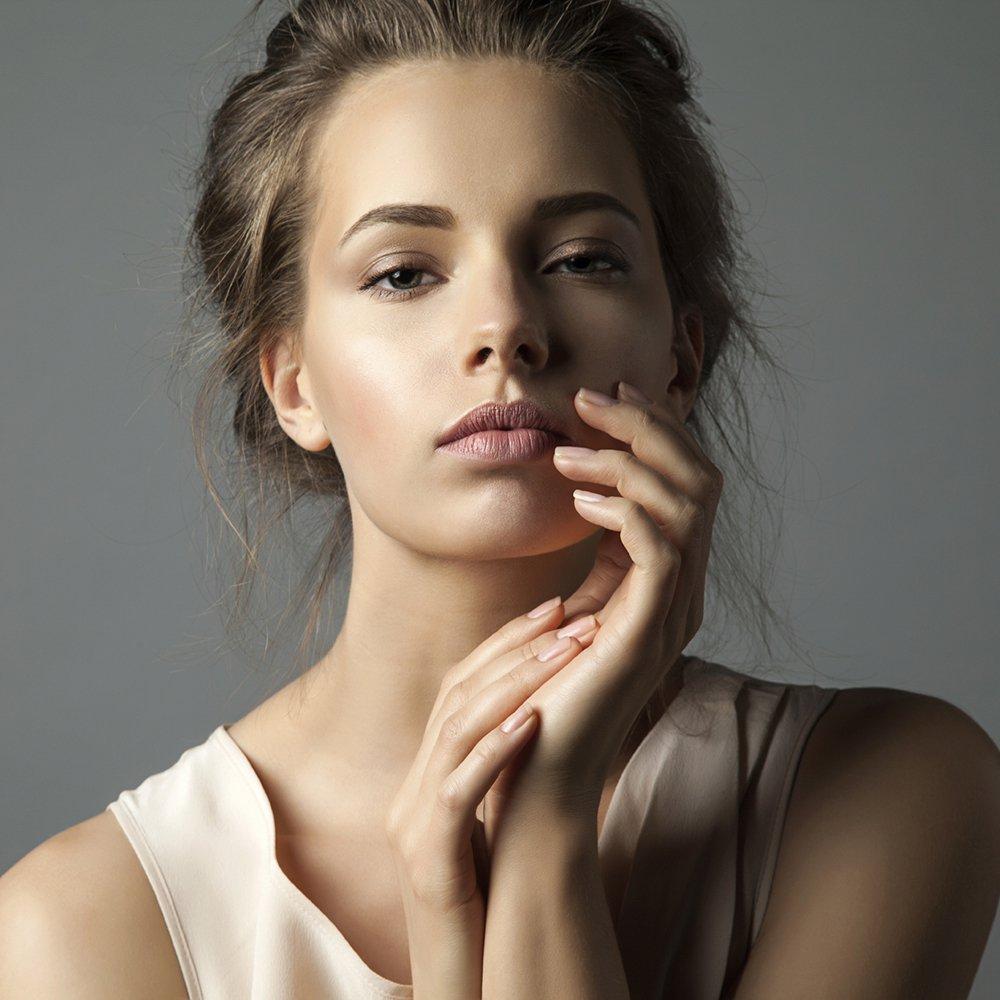 Как сделать нюд макияж