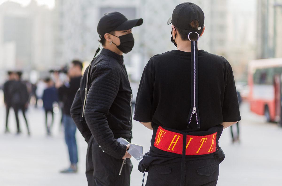 Кепка мужская модная