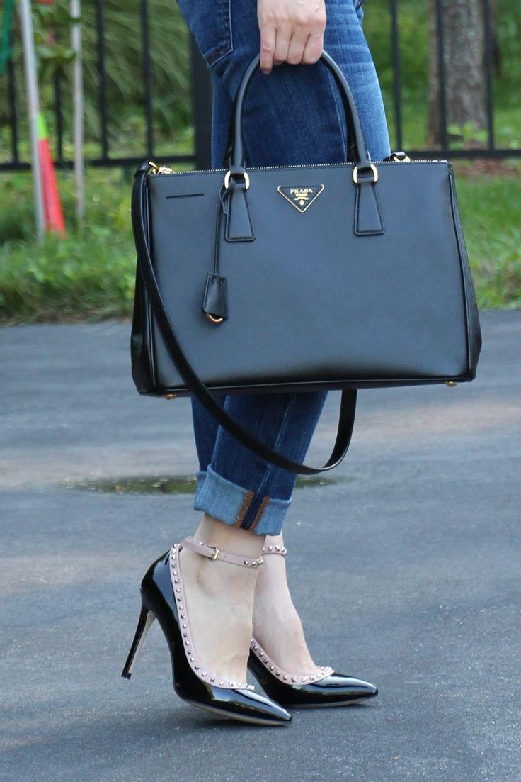 Классическая сумка Prada
